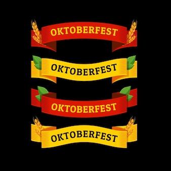 Oktoberfest ribbons pack