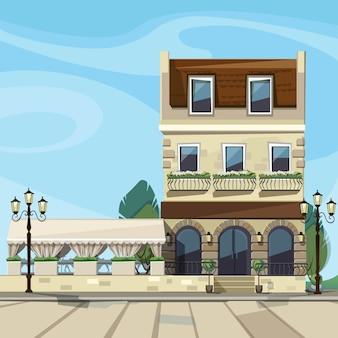 Old europian shop бутик-музей ресторан кафе магазин фронт