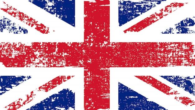 イギリスの古い旗
