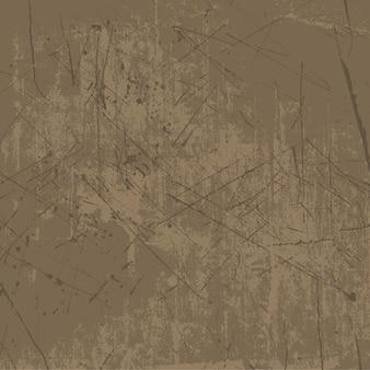 傷のテクスチャと古いグランジの背景