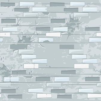 Old light brick wall texture seamless.  seamless pattern stones brick.