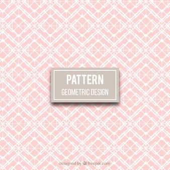 구식 기하학적 패턴 디자인