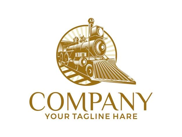 Старый логотип поезда