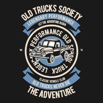 Old trucks society