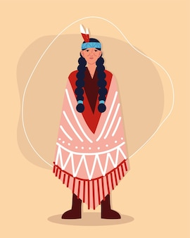 Old woman native