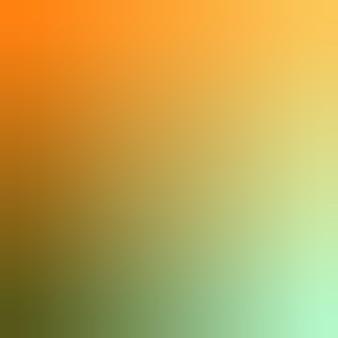 Оливково-зеленый, оранжевый, мимоза, мятный градиент обои фон векторные иллюстрации