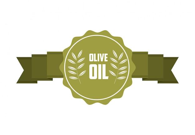 Olive oil ribbon