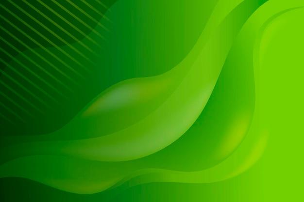 Омбре зеленый абстрактный фон