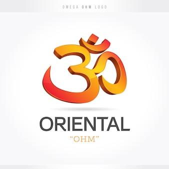 Omega ohm logo