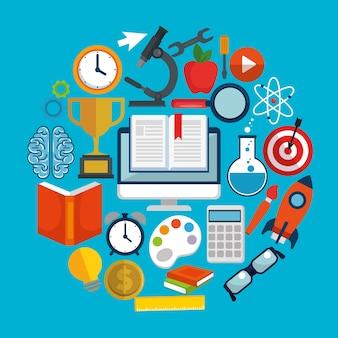 コンピュータを用いたオンライン教育