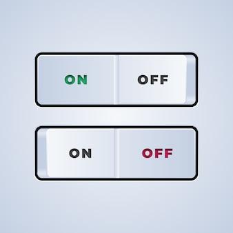 Кнопка выключения