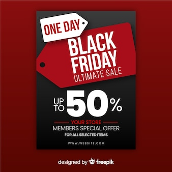 One day discount black friday