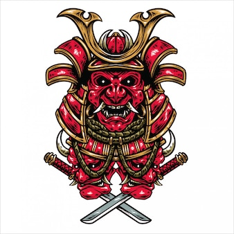 Onimusha demon