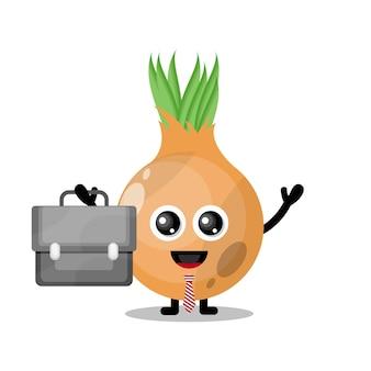 Onion works 귀여운 캐릭터 마스코트