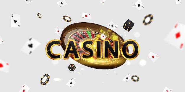 온라인 카지노. 스마트 폰 또는 휴대폰, 슬롯 머신, 도박을위한 현실적인 토큰을 날리는 카지노 칩, 룰렛 또는 포커를위한 현금,