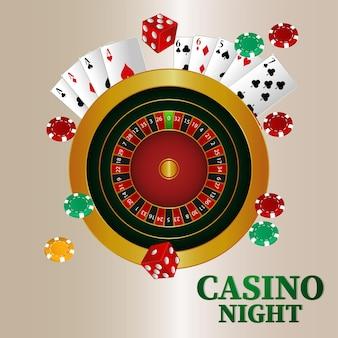 Online casino vip luxury background