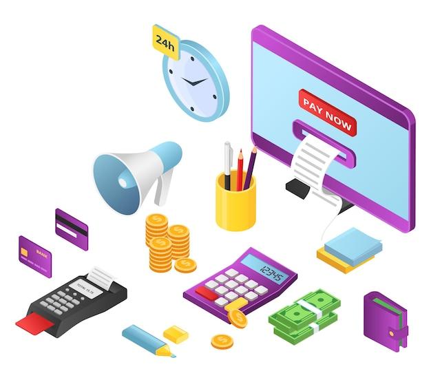 온라인 컨셉 스토어, 원격 인터넷 지불
