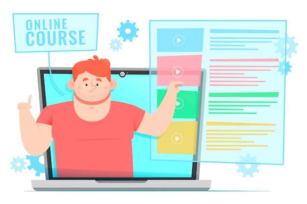 Online courses and tutorials