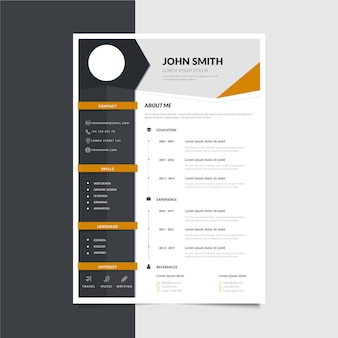 Creative Resume Images Free Vectors Stock Photos Psd