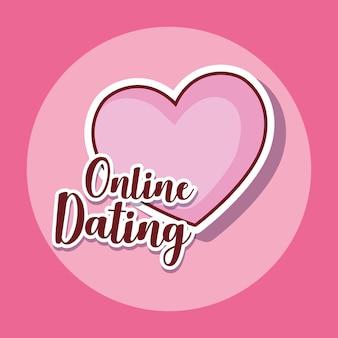 Online dating design