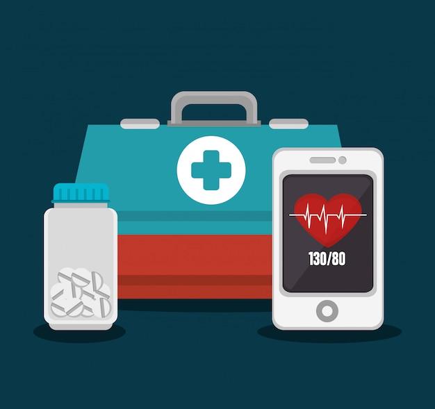 온라인 의료 디자인