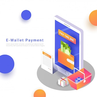 Online payment from app.