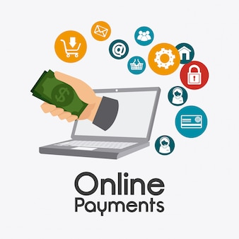 Online payments design.