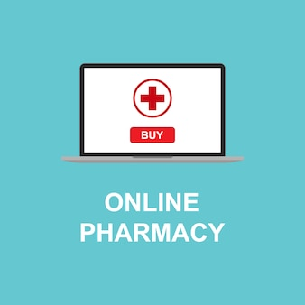 Online pharmacy in your device