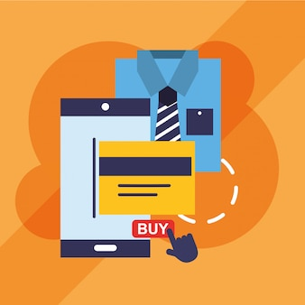 Online shopping commerce