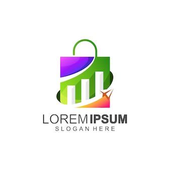 Цвет логотипа интернет-магазина