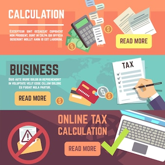 Online tax accounting