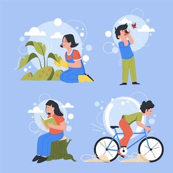 Активный отдых на свежем воздухе