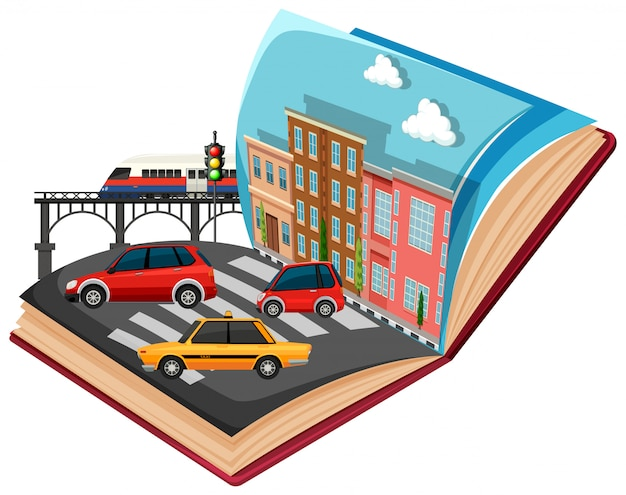 オープンブック都市交通