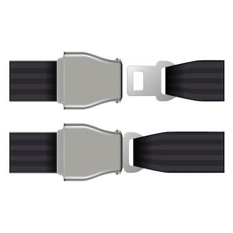 Open and close belt desig