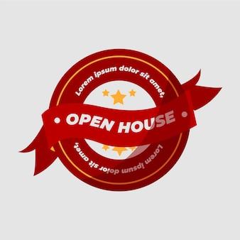オープンハウスラベル