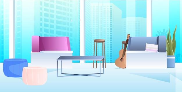 オープンスペースコワーキングセンターモダンなキャビネットインテリアオフィスルーム家具水平