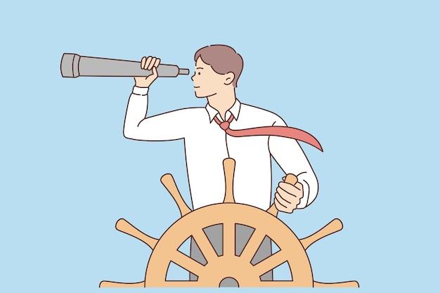 機会と事業開発の概念