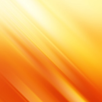 Orange abstract background with lines