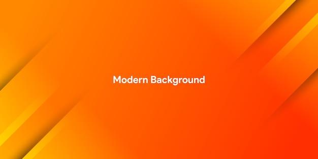 Оранжевый абстрактный фон