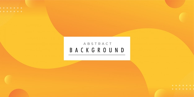 Orange yellow gradient background  layout