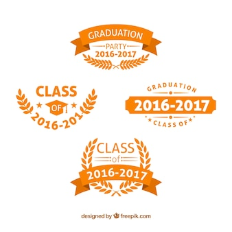 Логотипы колледжа orange
