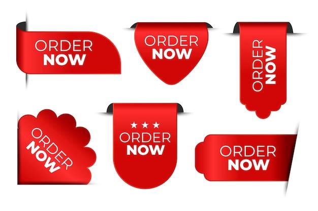 Заказать сейчас коллекцию этикеток Premium векторы