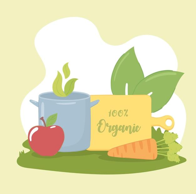 유기농 및 자연 식품