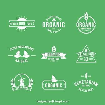 Distintivi organici
