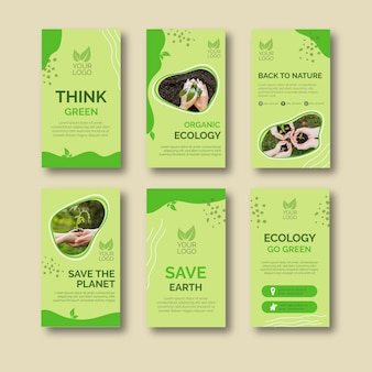 Organic ecology posts collection