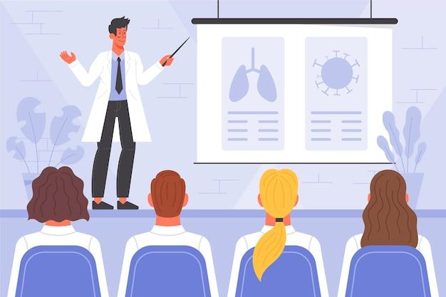 有機フラットデザイン医学会議