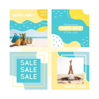Organic sale ig post collection