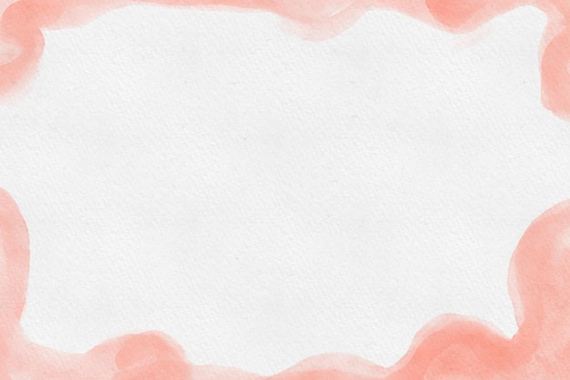 Organic watercolor background