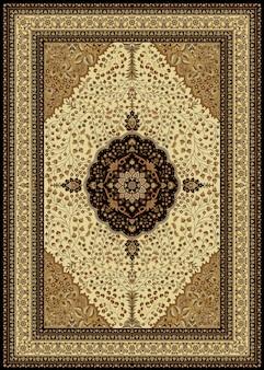 오리엔탈 페르시아 터키 카펫 생산 준비 완료