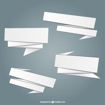 折り紙白無料のベクターグラフィックス